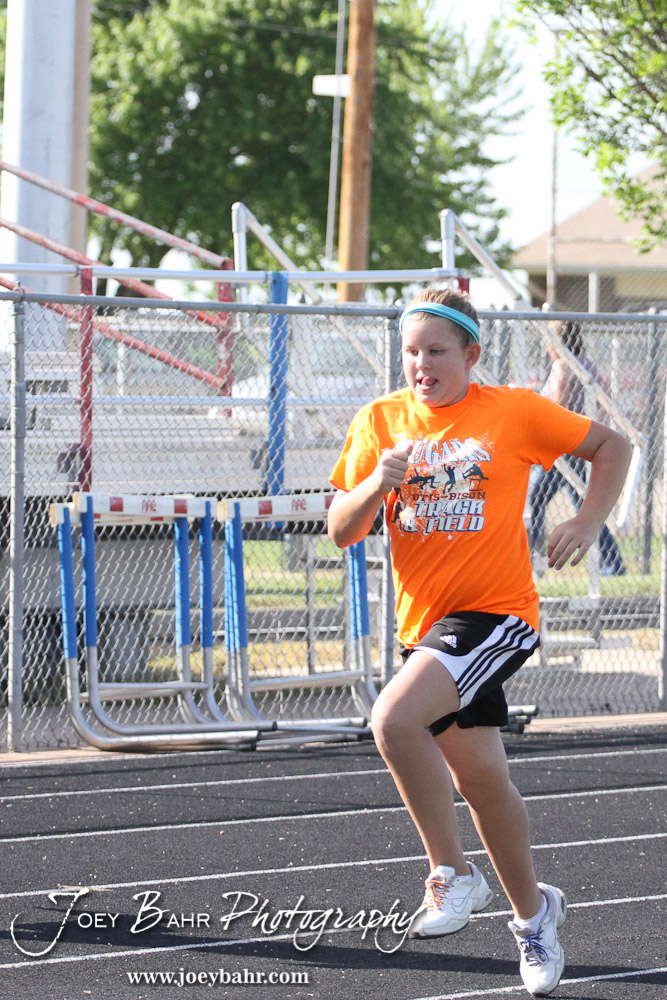 middle school state track meet 2014