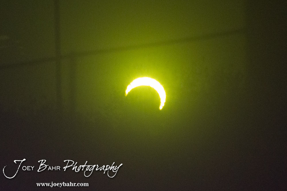 Solar Eclipse from Great Bend