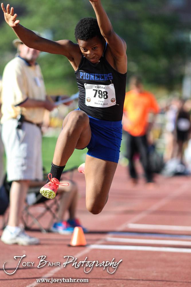 u of track meet 2014