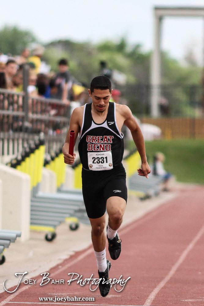 of track meet 2014