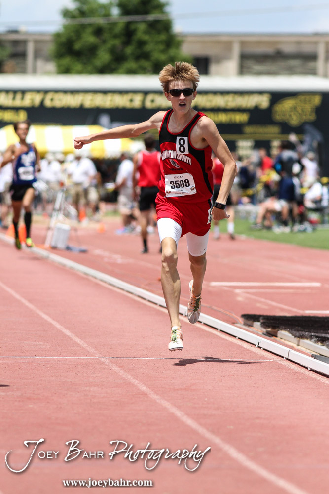 wichita state track meet 2014